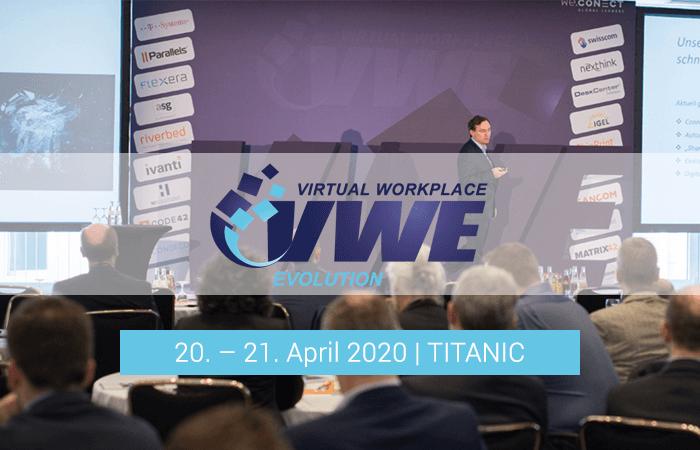 Virtual Workplace Evolution   April 2020