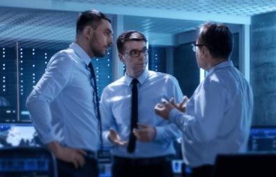DACH Strategyforum - Cyber & Information Security