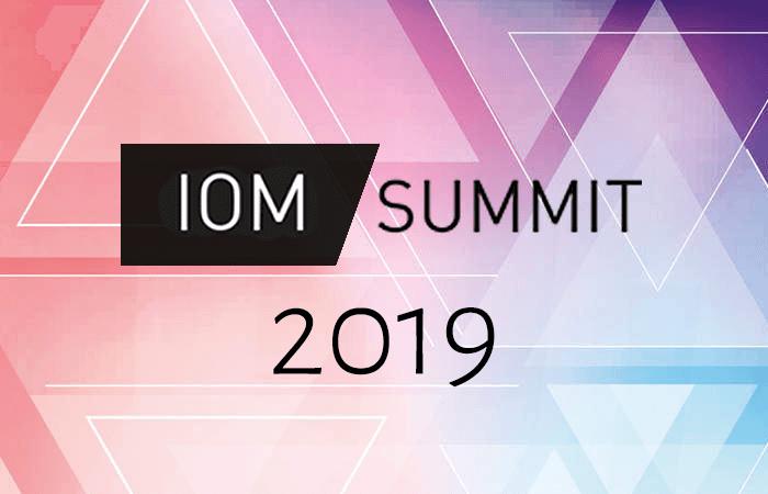 IOM SUMMIT 2019 in Köln